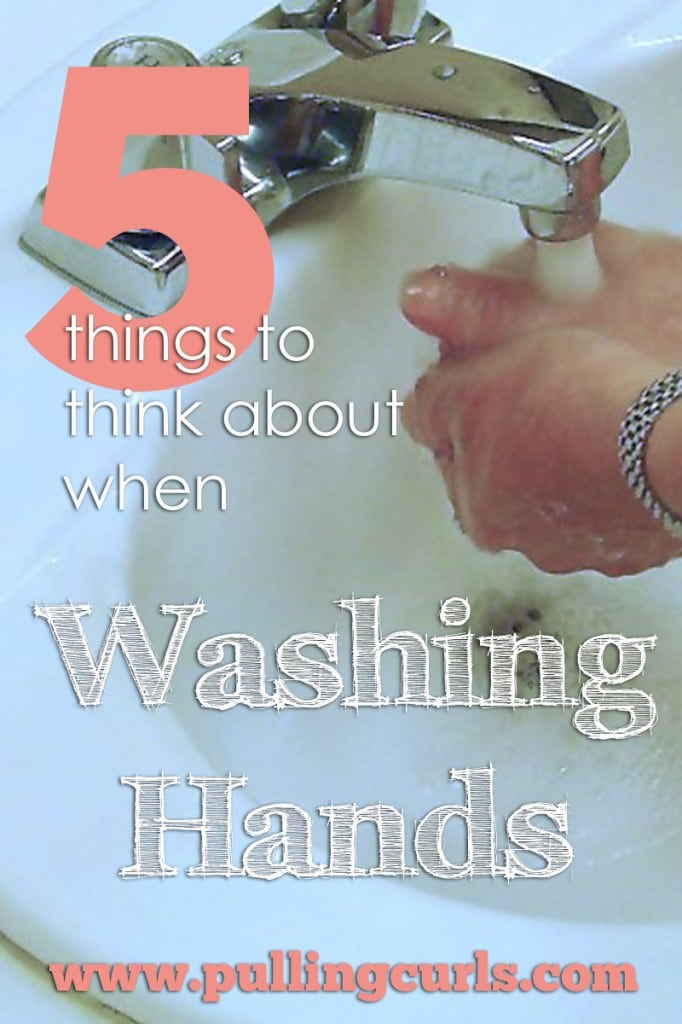 How to wash your hands to keep you and your family as protected as you can this winter.
