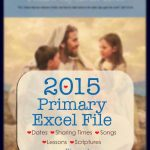 2015 Primary Excel File