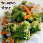 Using Frozen Foods Save Time and Money