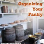 Having an Organized Pantry