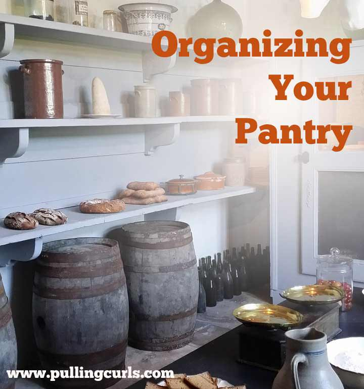 An organized pantry makes meal prep planning, saving and eating all the easier!