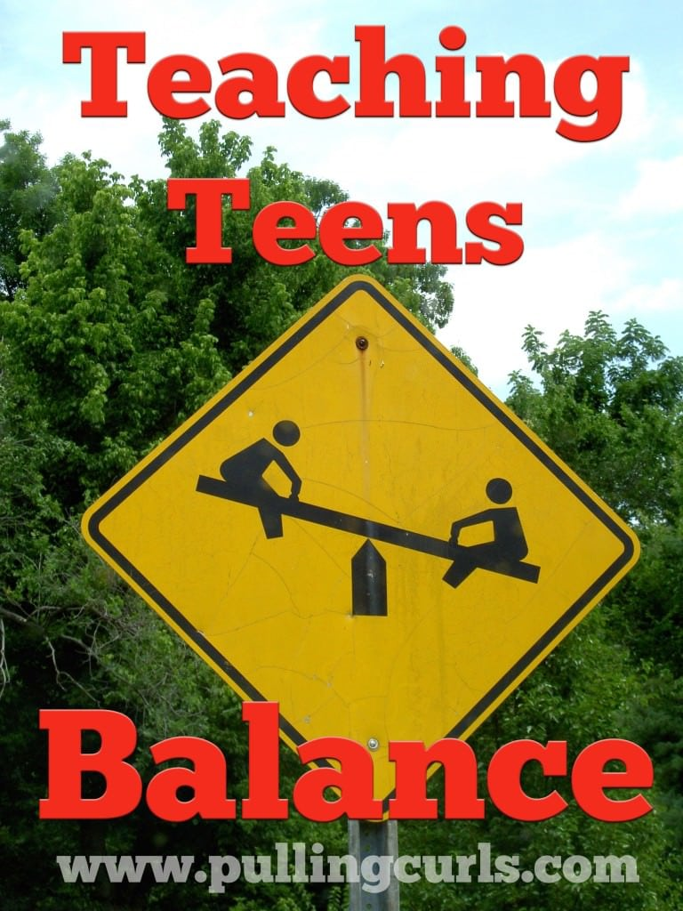The choices your teen makes in their diet can really affect how much they achieve each day, the key seems to be helping them learn to balance their choices in food, activity and beverages each day. #ad