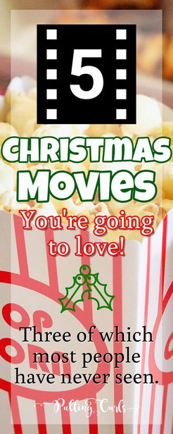 Christmas movies / favorites / classic / religious / childrens