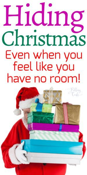 Hiding Christmas