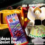 How to Create Quiet Bags for Church Or Other Meetings