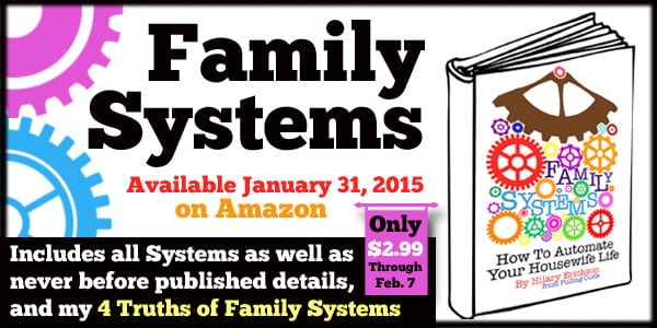 family systems ad 3 bucks