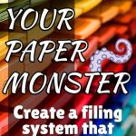 How to Make a Filing System