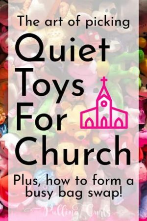 Create Busy Bags for Church