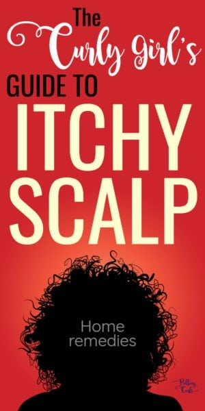 itchy scalp treatment for curly girls