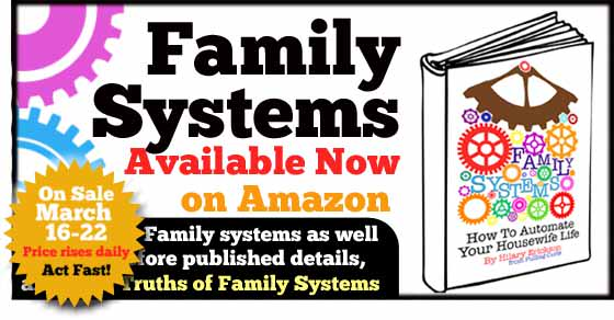 Family Systems sale on Amazon