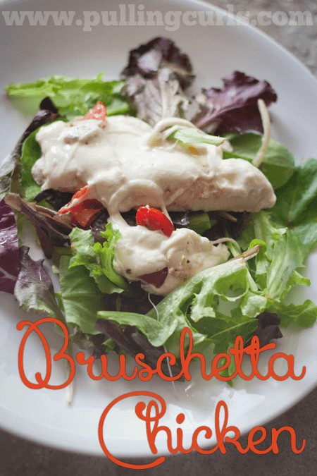 Bruschetta Chicken Recipe
