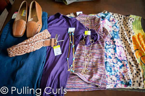 How to shop for womens clothing at Thrift Stores