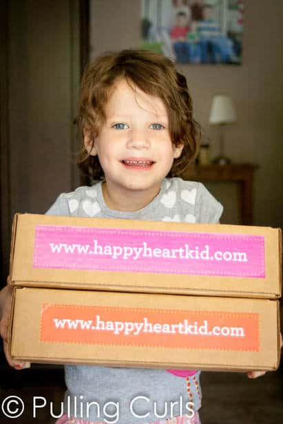 Happy Heart Kid Craft Kits