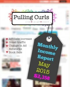 May's blog income saw a pretty sizeable increase. Come see why!