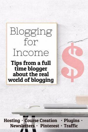 Blogging | beginners | intermediate | advanced | courses | Pinterest | traffic