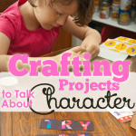 Summer Crafts to Build Character