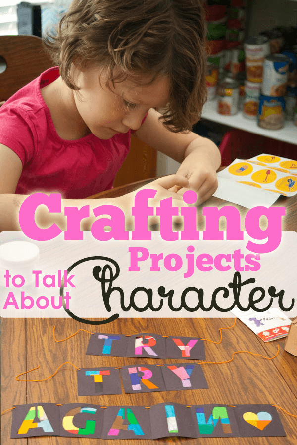 Are there things you want to TEACH your kids while they are enjoying using their hands and learning fine motor skills.  Come see some summer crafts  while creating character.