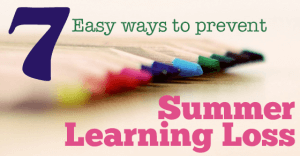 prevent summer learning loss fb copy