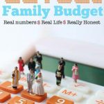 Budgeting For a Family Of 5