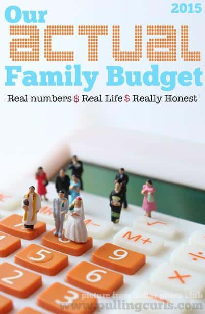 Budgeting for a family of 5 can be confusing at best. Budgeting is an art that needs to take into effect your organization skills as well as your income. Come see our ACTUAL NUMBERS of our family budget.