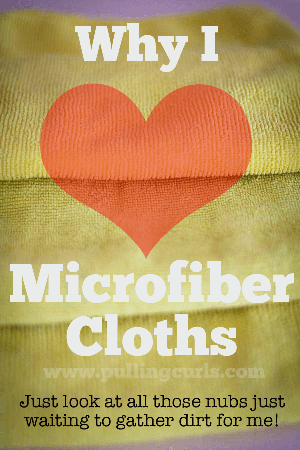 Microfiber towels have changed how I clean for the better, come find out how! Maybe it's time for you to divorce from antibacterial wipes too!