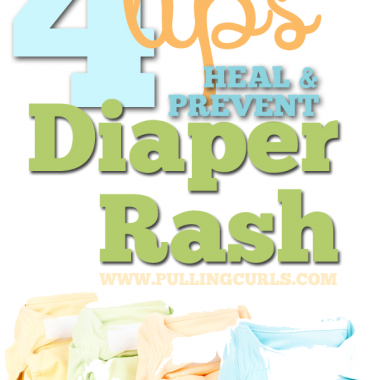 This nurse gives 4 great tips to remedy diaper rash. It can be so sore and painful to our little diapered friends, fix it as fast as you can!