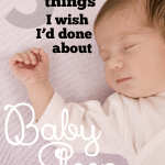 Help!  My Baby Won't Sleep — my epiphany!