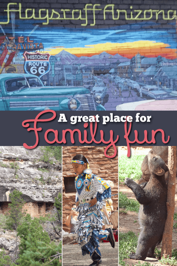 Flagstaff, Arizona is a great place to visit for families. There is so much nearby. Grand Canyon, Wildlife places, and tasty food make the trip really enjoyable!