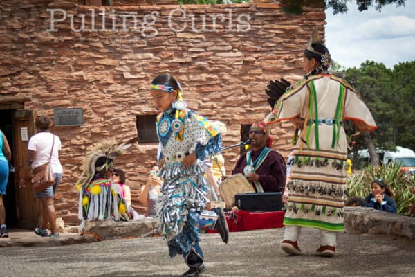 grand canyon dancers
