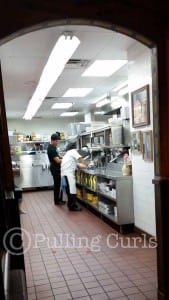 A Tour of the Buca di Beppo Kitchens