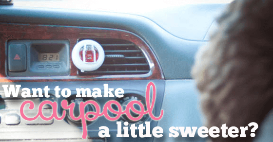 Make carpool a little sweeter this year with Yankee Candle!