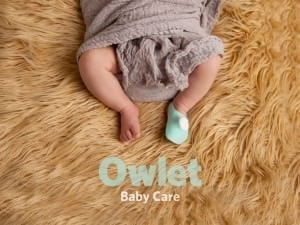 The Owlet Baby Monitor