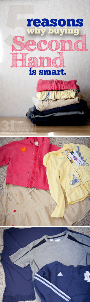 Buying clothes second hand is a great way to save money, and now with a new program from schoola.com -- you can share that savings with your school as well! Buying second hand is just smart. Check out these tips!