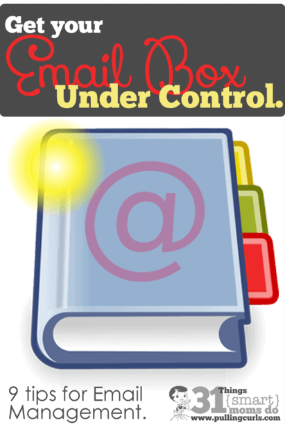 Email management | tips | save the drowning | outlook | articles | life | ideas