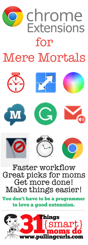 Chrome extensions | teachers | students | moms | productivity | google | products