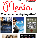 Family TV List and Tips to Finding Good Media