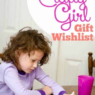 Do you hvae a little crafty gal on your holiday shopping list? Check out these great products to inspire their imgination and fill their sticker itch!