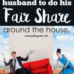 Splitting Household Chores in Marriage