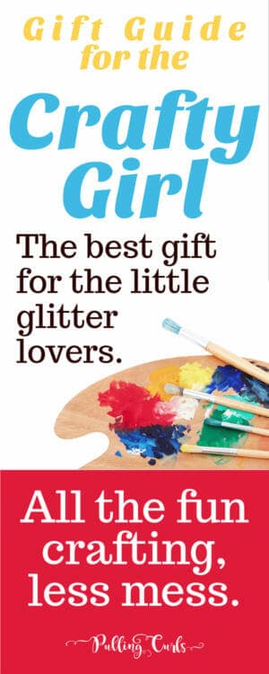 crafty girl gift guide / crafts / kits / subscriptions
