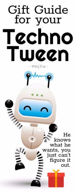 Techno tween gift guide / boys / engineering / computers / science / stem / steam