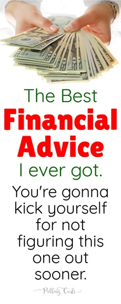 Guys -- this is really the key to where all good financial advice lies -- and it's SO SIMPLE!