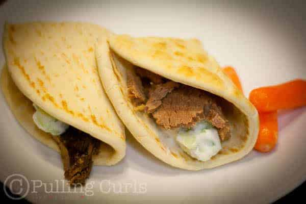 Slow Cooker Beef Shwarma from Gathered Table