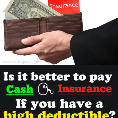 IF YOU HAVE A HIGH DEDUCTIBLE, this is a MUST READ. Is it better to cash pay at urgent care or use a high deductible insurance? I find out after several phone calls you won't have to make.
