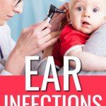 ear infection symptoms in babies