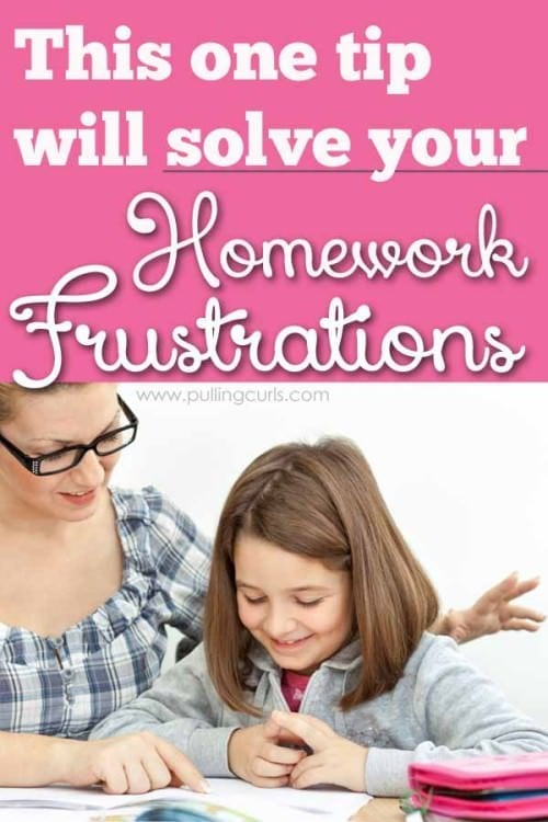 Does homework time put everyone on edge at your house, does it seem to last forever leaving no time for play. Take this tip from your college professors! This tip for mom helping with homework will get you all back to something you'd rather do.