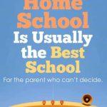 Why Your Home School Is Often the Best School
