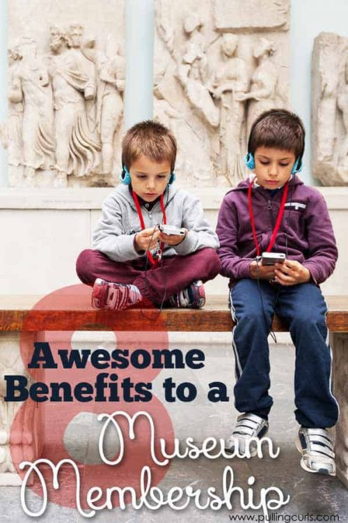 A museum membership can be a GREAT investment if you play your cards right. Here's 8 things to watch for to make sure it's a good fit for your family! A museum membership can save you money!