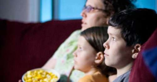great family movie nights social
