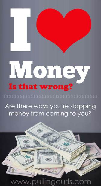 Do you think you have thoughts and beliefs that are keeping you from having all the money you wish you had.  I'm learning more and more about myself with a new program that is set to increase my affluence and decrease my struggle.