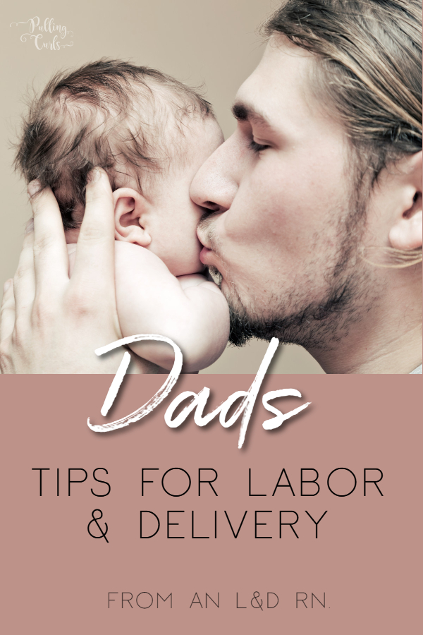 Snacks for Dads During Labor